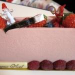 パティスリー ヴォワザンのクリスマスケーキ