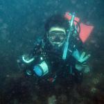 川奈で7Dを水中に沈めてきたよ