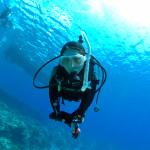 弾丸沖縄ダイビング #3 屋嘉比島で地形ダイビング