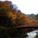 日光・鬼怒川の紅葉を見てきた その3 神橋