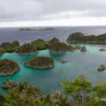 「奇跡の海」ラジャアンパット #10 BENTANG ALAM KARS