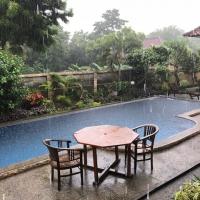 バリ・トランバン #14 大雨落雷警報