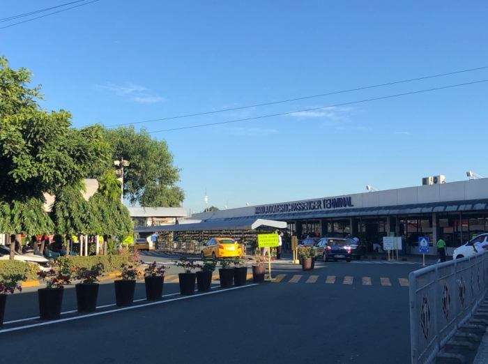 マニラ空港T4